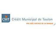 prêt immo au Crédit Municipal de Toulon avec courtier